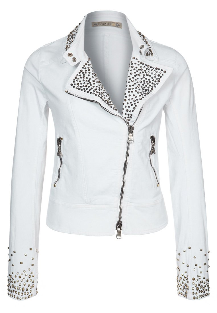 tendance look printemps 2013 on adopte la veste en jean. Black Bedroom Furniture Sets. Home Design Ideas