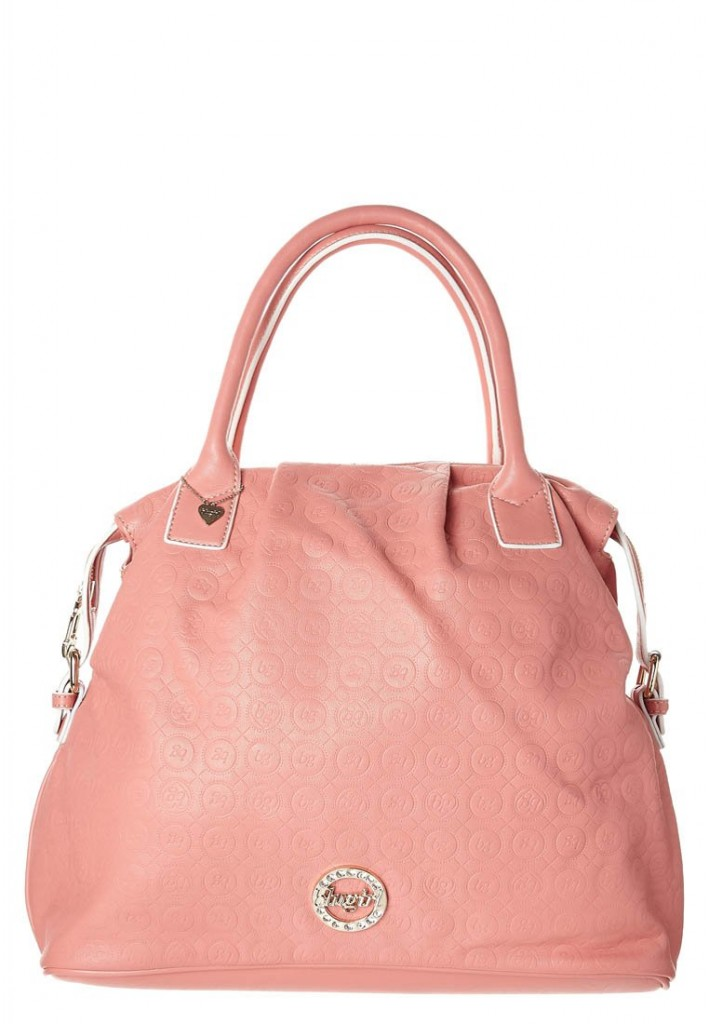 Cabas rose pastel Blugirl Handbags