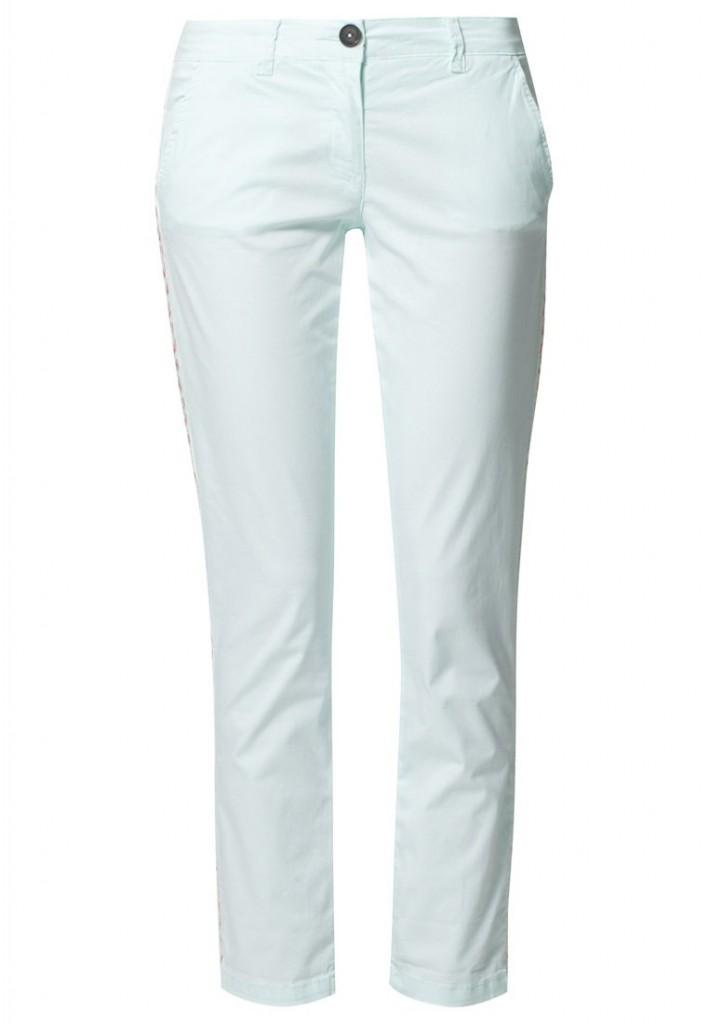 MKT Sunseto pantalon turquoise pastel