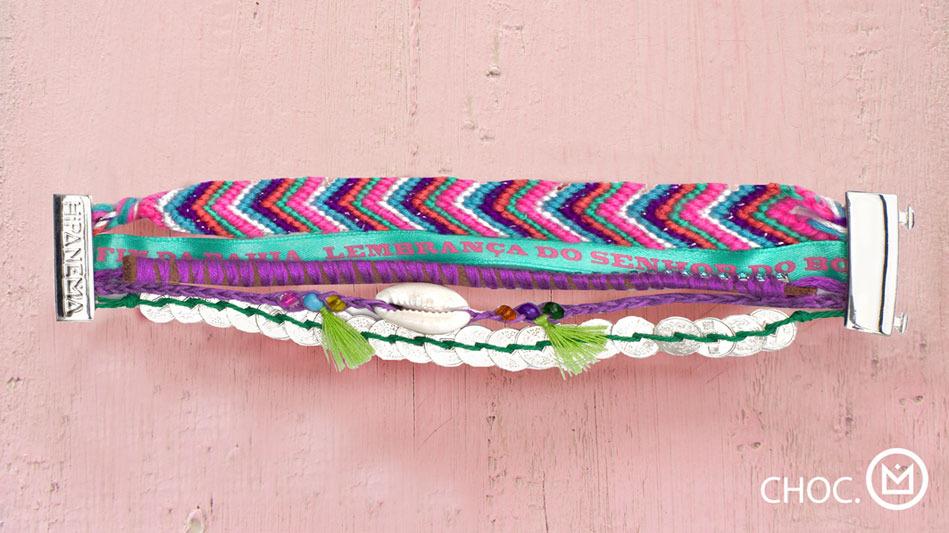 Bracelet Hipanema Choc