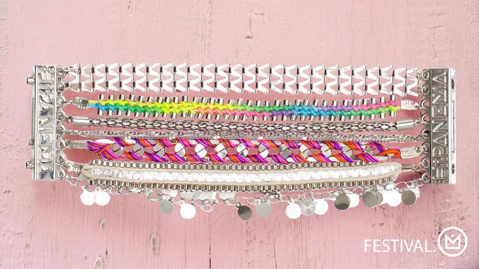 Bracelet Hipanema Festival