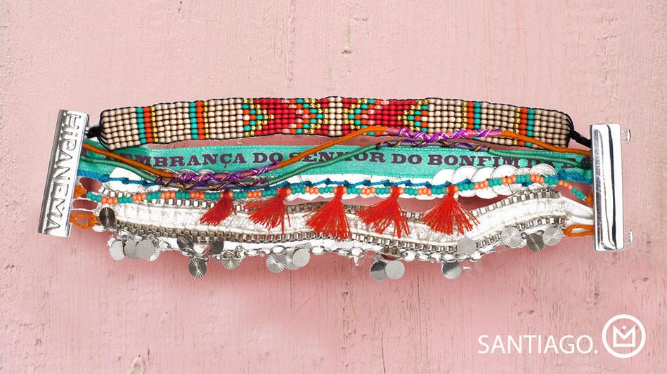 Bracelet Hipanema Santiago