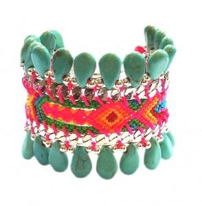 Bracelet Full Art tendance bresilienne