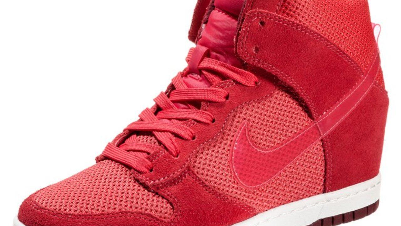 new list buying new super specials Chaussures tendances en 2014 : les baskets Nike compensées ...