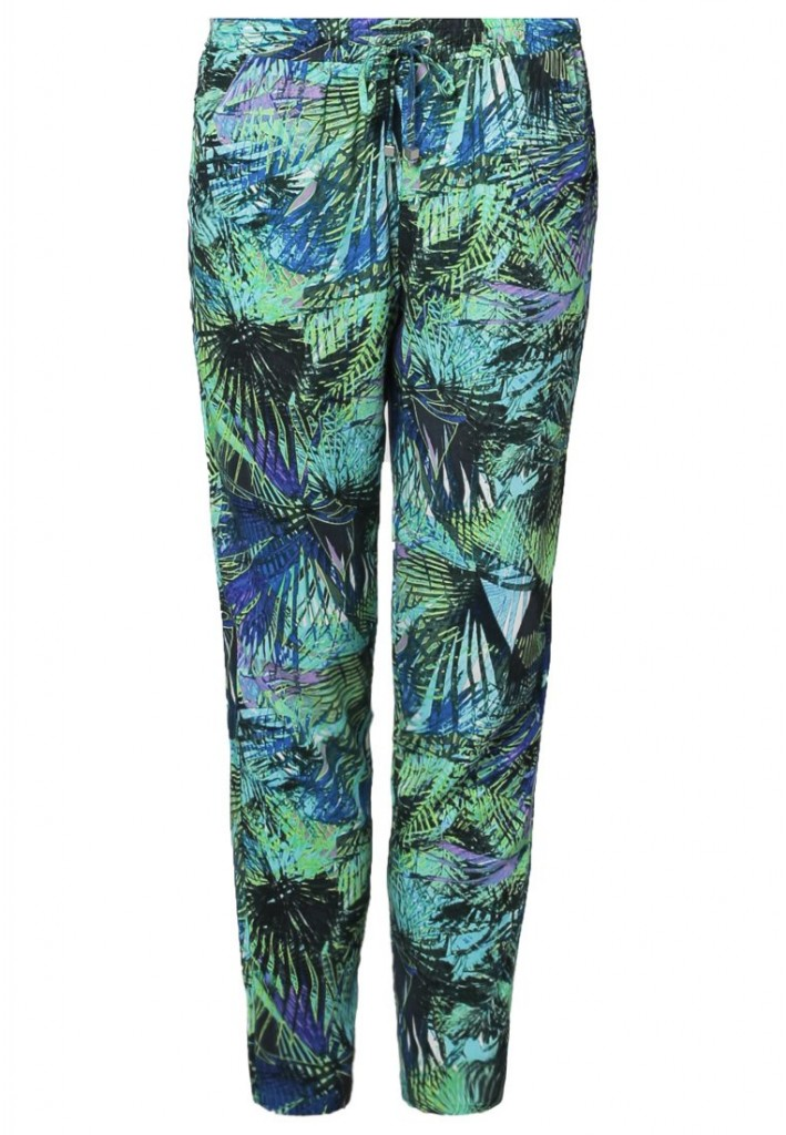 Pantalon Jungle fluide Only