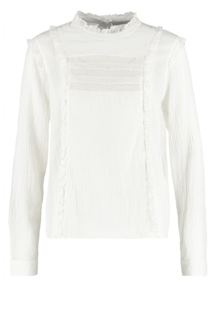 Blouse blanche Second Female