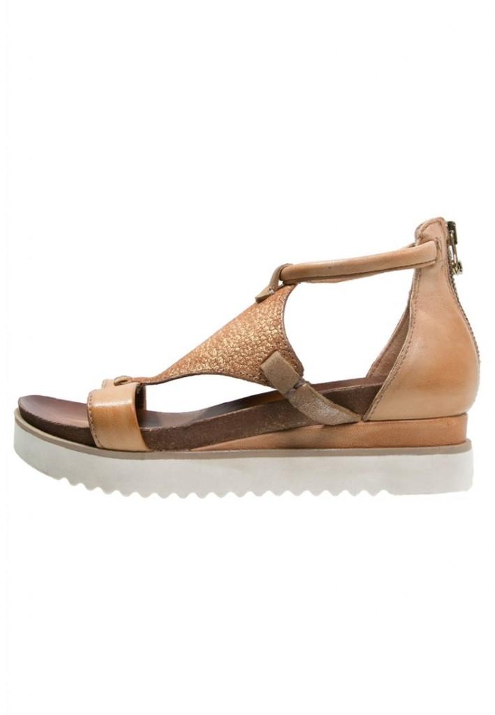 Sandales à plateforme Mjus