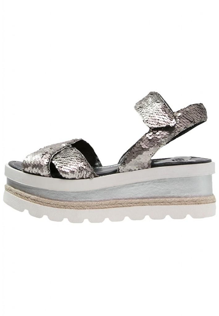 Sandales été à plateforme HEGOS
