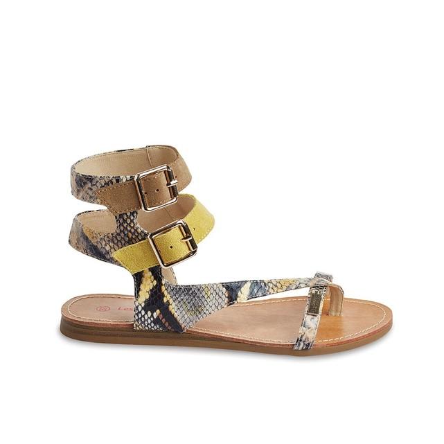 Sandales cuir Les Tropeziennes