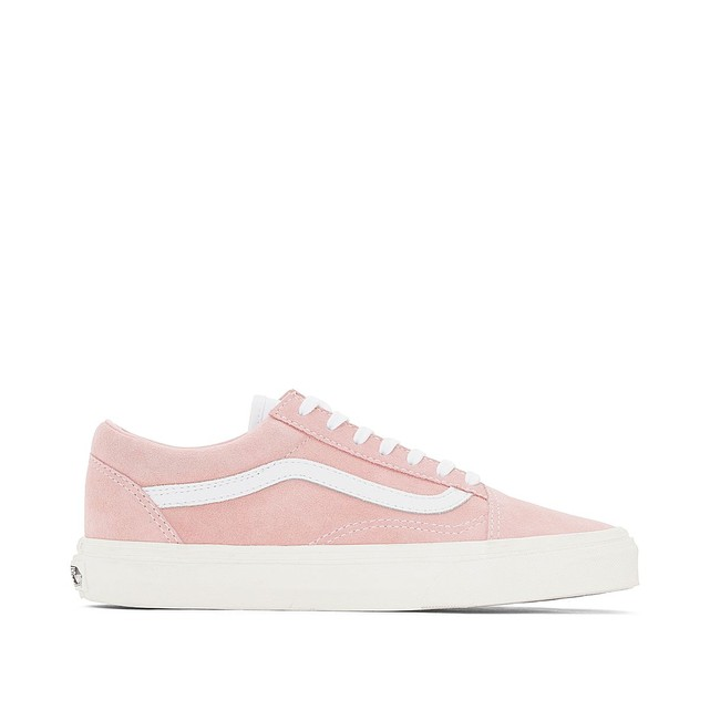 Baskets UA Old Skool Vans rose nude