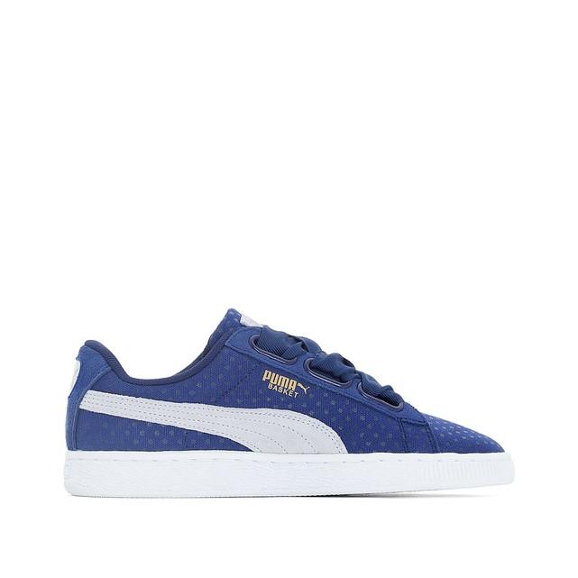 Baskets femme bleu denim Puma