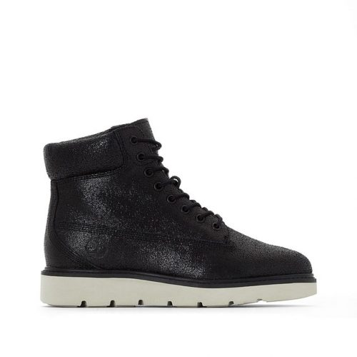 Boots paillettes noires Timberland