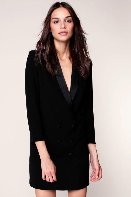 La robe noire, l\u0027indispensable du dressing  20 modèles de