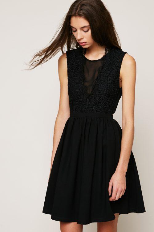 La robe noire, l indispensable du dressing   20 modèles de robes ... d7f8bec2cd09