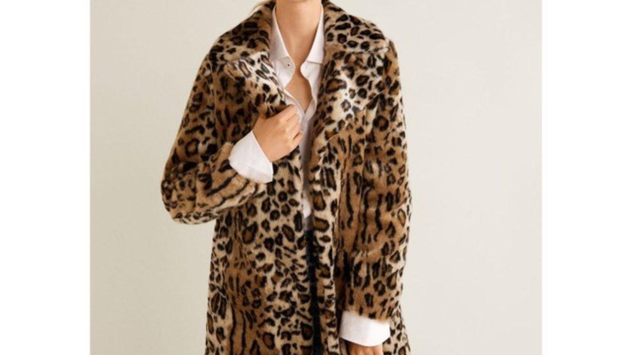 Tendance mode pour femme cet hiver 2018 2019 : l'imprimé léopard