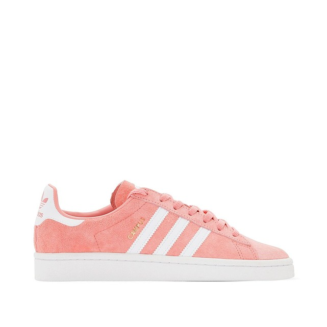Sneakers Adidas Original Femme Campus rose