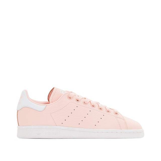 Sneakers Adidas Originals femme Stan Smith rose
